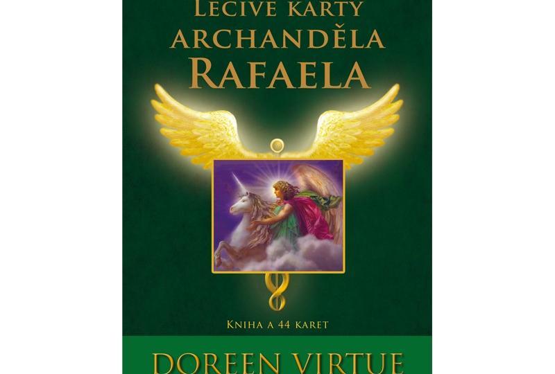 Léčivé karty archanděla Rafaela