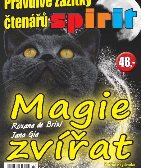 Magie zvířat